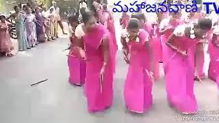Telangana avatarana vedukochcheno nagadarilo song
