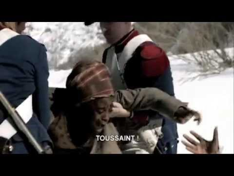 Toussaint Louverture is an international film that will be presented at the Mount Vernon Film Festival.