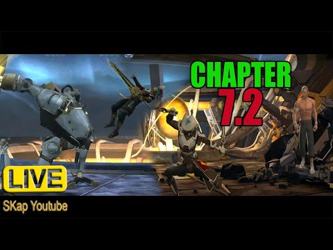 🔴Shadow Fight 3 - Chapter 7.2 + JUNE`S PLANE