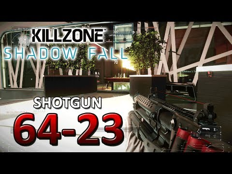 Killzone Shadow Fall | Classic Warzone | 64 Kills on The Penthouse (Shotgun)