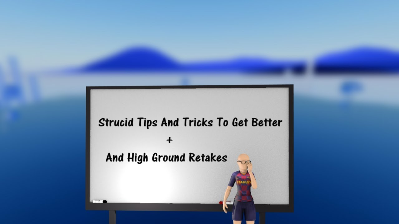 How To Get Good At STRUCID! *Tips + Tricks* (Roblox ...