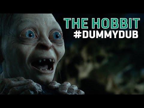 THE HOBBIT (#DUMMYDUB parody)