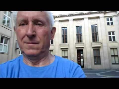 2017 07 01 Warszawa al Szucha 25 budynek podworko muzyka Czesław Niemen