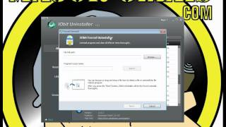 using iobit uninstaller by majorgeeks com