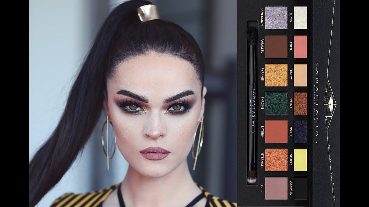 a64586deb89 Anastasia Beverly Hills Prism Palette Makeup Tutorial / First Impression &  Review by Senay Bostancioglu