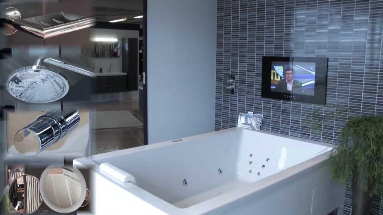 Henk hoeijmakers tegel en badkamerspecialist youtube for Badkamer specialist