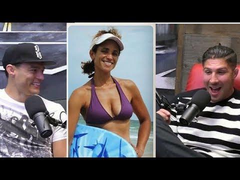 Karyn Bryant responds to Brendan Schaub's comments on race; Alan Jouban defends Brendan