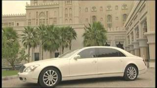 Maybach 62 S 2011 Videos
