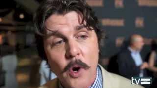 Johnny Dowers Interview - The Bridge (FX) Season 2