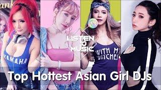 Download lagu Top Hottest Asian Girl DJs Vol 3 - DJ Nonny, Mira.S, Rachel B and Licca