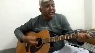 """Kaun Mera"" Song from Movie ""Special 26"" - (Guitar Chords Version)"