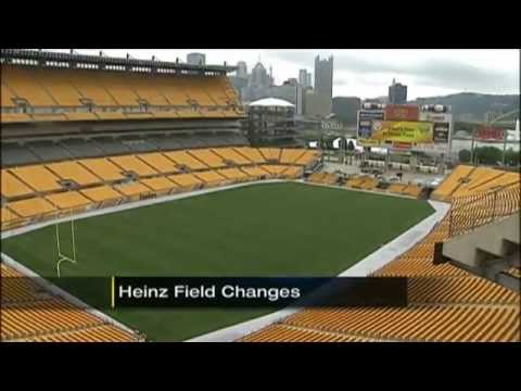 New at Heinz Field This Season