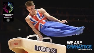 2015 Artistic Worlds - Men's Apparatus Final Day 1, Highlights  - We are Gymnastics !