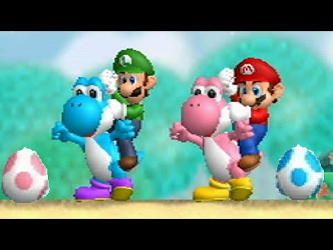 New Super Mario Bros. Wii - Free-For-All Mode