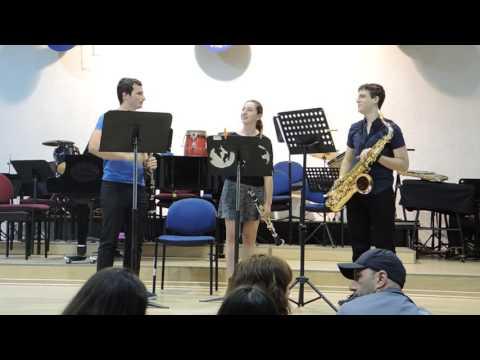 clarinet concert 03 - Anatoly Shapiro