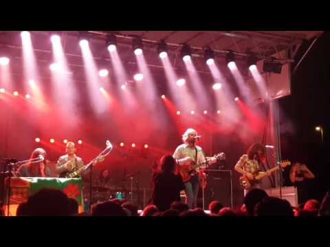 The Sheepdogs - Down by the River live in Ottawa Aug 12 2016 @ Mill Street Brewery
