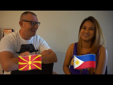 PRONUNCIATION DIFFERENCES (PHILIPPINES AND MACEDONIA)- Tagalog and Macedonian language