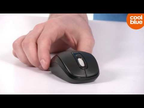 Microsoft Wireless Mobile Mouse 1000 Productvideo (NL/BE)