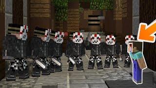 10 УБИЙЦ ПРОТИВ 1 НУБА ( Minecraft Murder Mystery Trolling ) ТРОЛИНГ В МАЙНКРАФТЕ