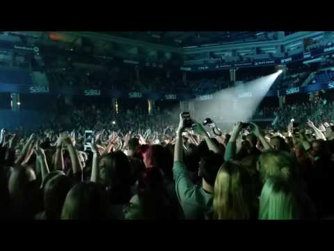Bastille - Flaws (Live in Tallinn, March 6, 2017)