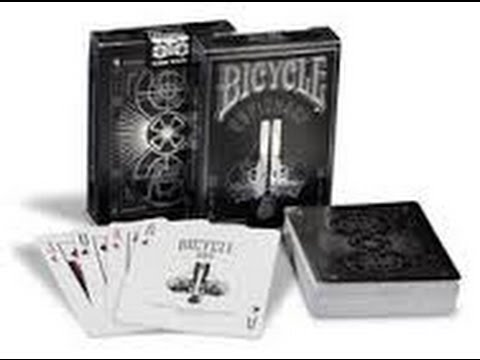 Bicycle Foil Espionage Deck Review