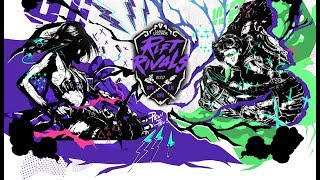 Rift Rivals 2017 Day1 DFM vs ASC