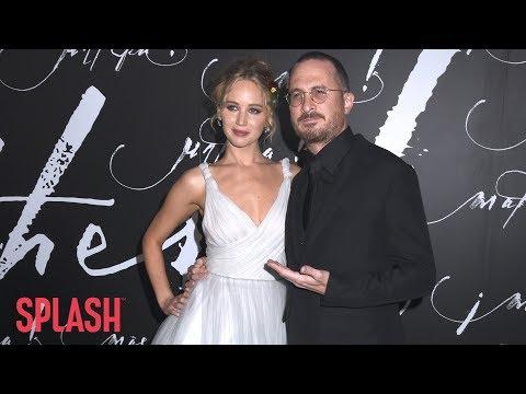 Jennifer Lawrence Flips Off 'Mother!' Critics at Academy Screening | Splash TV