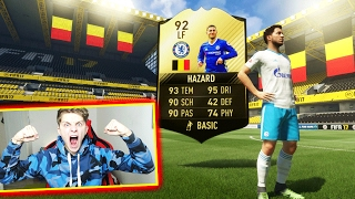 92 IF HAZARD in A PACK OPENING ⛔️🔥 BESTES FUT CHAMPIONS PACK EVER! - FIFA 17 ULTIMATE TEAM (DEUTSCH)