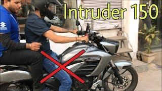 Why Not to buy suzuki Intruder 150    Braking Issues