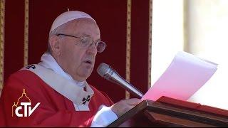 Misa del Papa Francisco del Domingo de Ramos y de la Pasión del Señor y la oración del Ángelus
