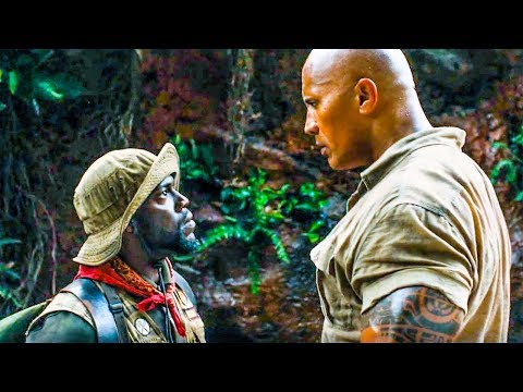 Jumanji: Welcome to the Jungle  Dont Push Me Clip  Movie Clips