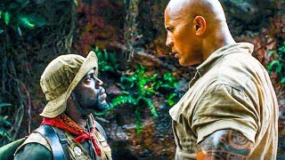 "Jumanji: Welcome to the Jungle | ""Don't Push Me"" Clip 