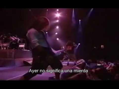 Pantera - Yesterday Don't Mean Shit (Sub. En Español)