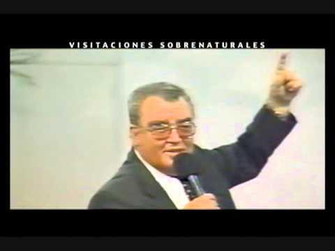Apóstol Othoniel Rios Paredes: Visitaciones Sobrenaturales (en vídeo)