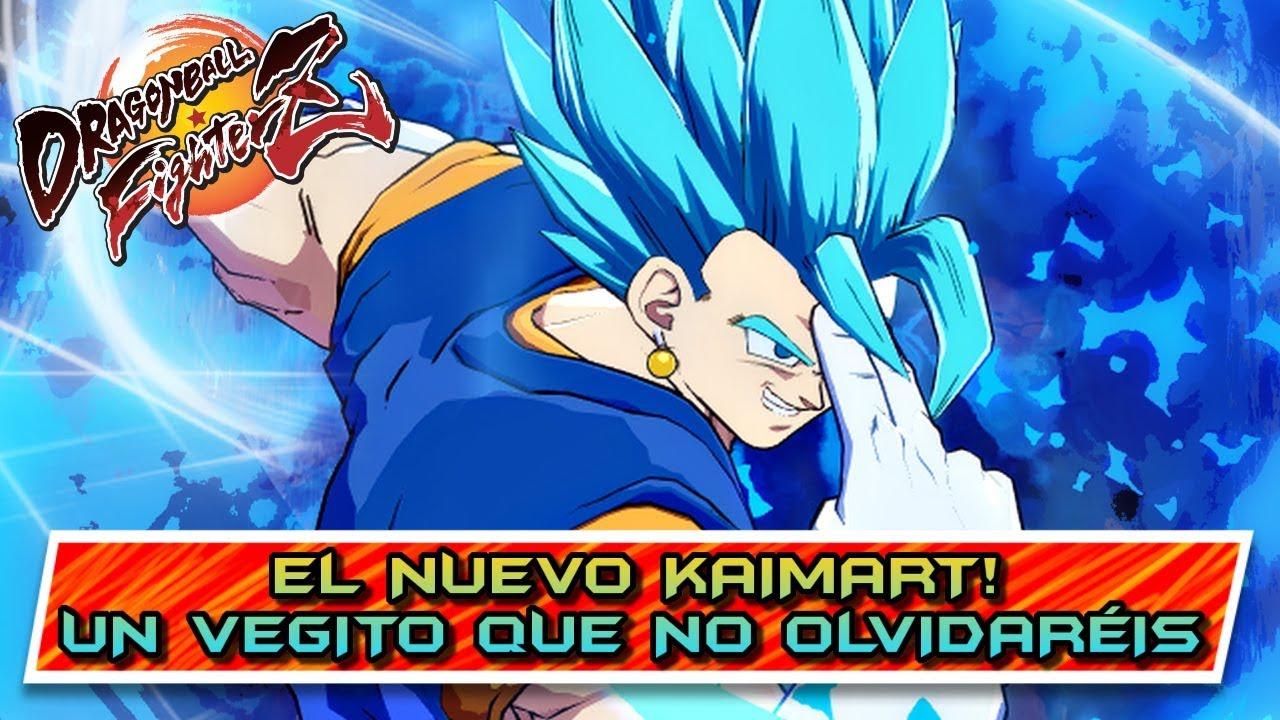 Download EL NUEVO KAIMART!! UN VEGITO BLUE QUE NO OLVIDARÉIS! DRAGON BALL FIGHTERZ: ONLINE