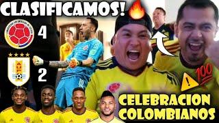 Colombia vs Uruguay 4-2 Cuartos de Final Tanda de Penales Reaccione Copa América 2021