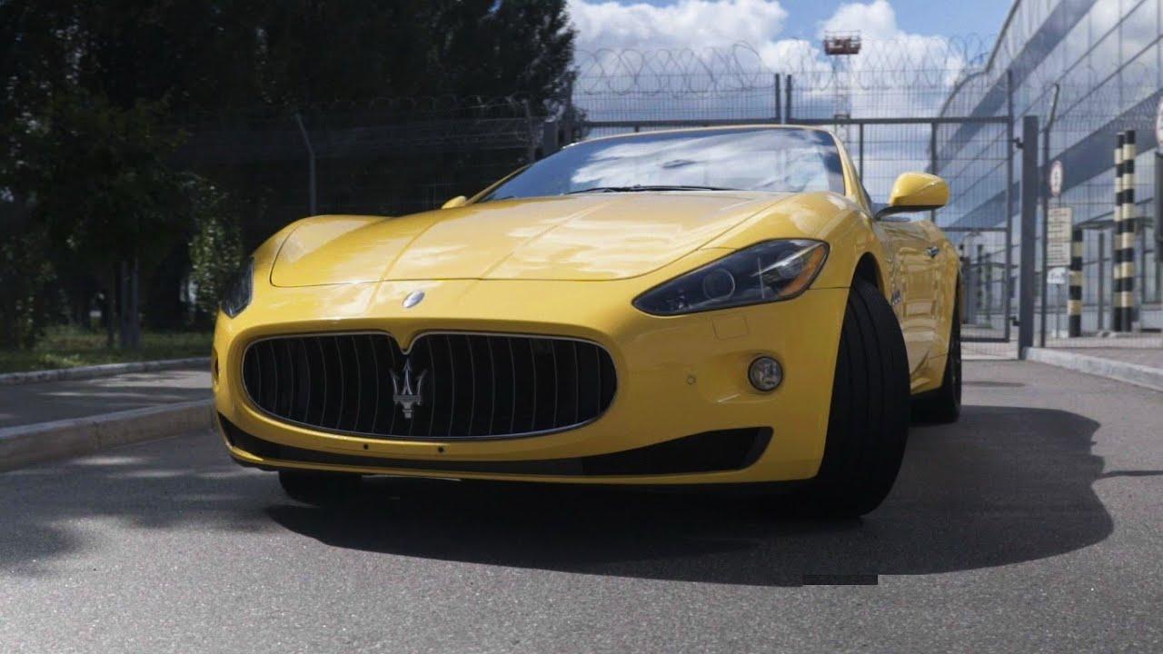 Каждый владелец Maserati Levante ощущает себя гонщиком Maserati Gran Turismo.
