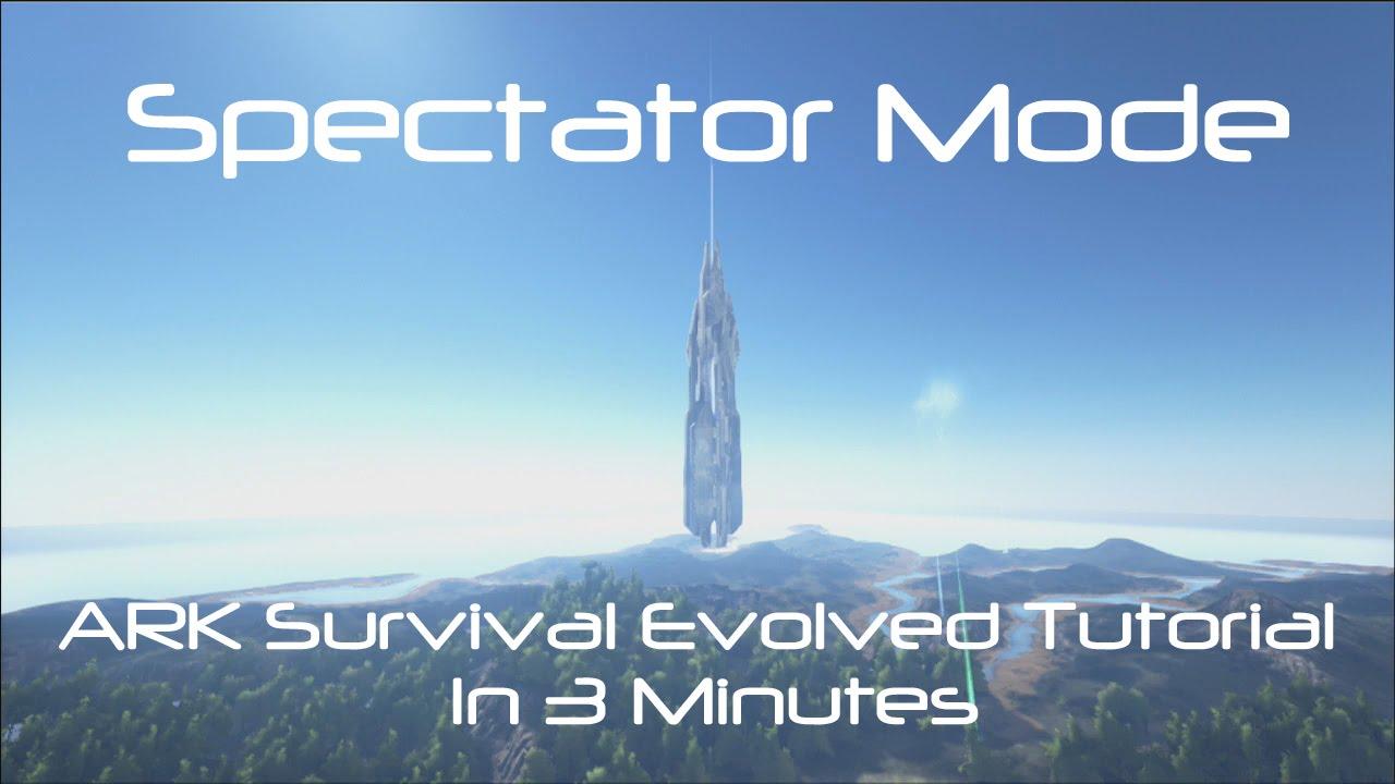 Admin Spectator - Official ARK: Survival Evolved Wiki