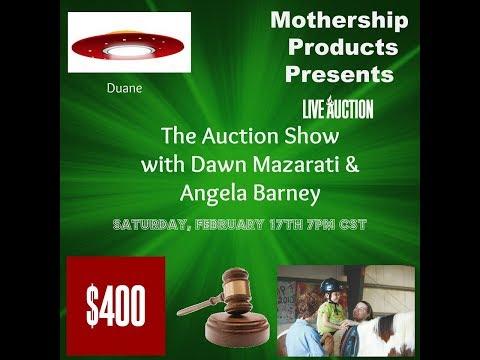 MSP The Auction Show w/Angela Barney and Dawn Mazarati