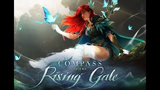 Compass of the Rising Gale — Windranger Arcana - Dota 2 The International 10