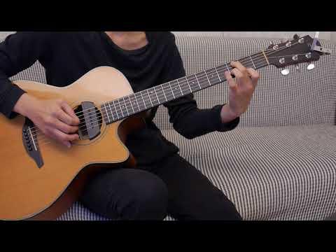那英 - 默 (acoustic guitar solo)