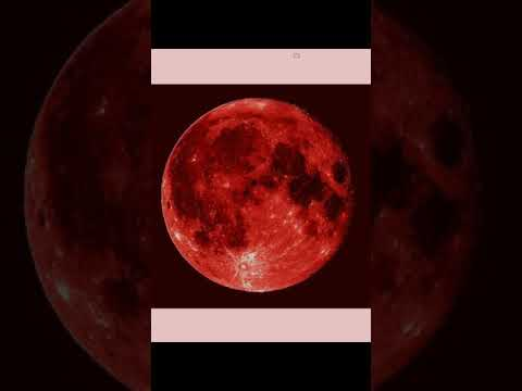 Red Moon: Holographic Mental Iron Blood Projection