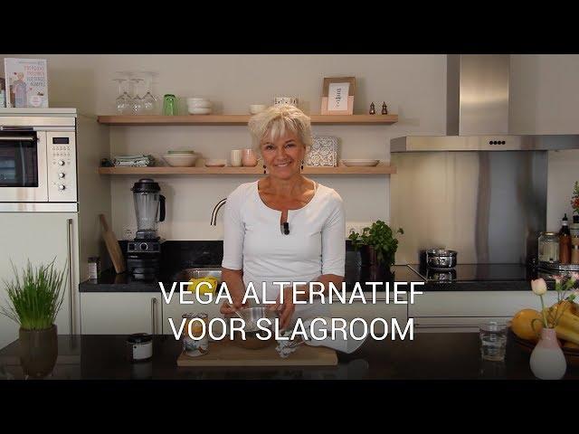 Vega alternatief voor slagroom