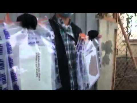 Millions in Liquid Cocaine found hidden in photos