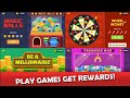 Earn money by playing games | New Lucky money - Get your cash rewards