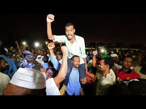 Celebrations as Sudan releases political prisoners