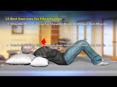 10 Best Exercises for Fibromyalgia