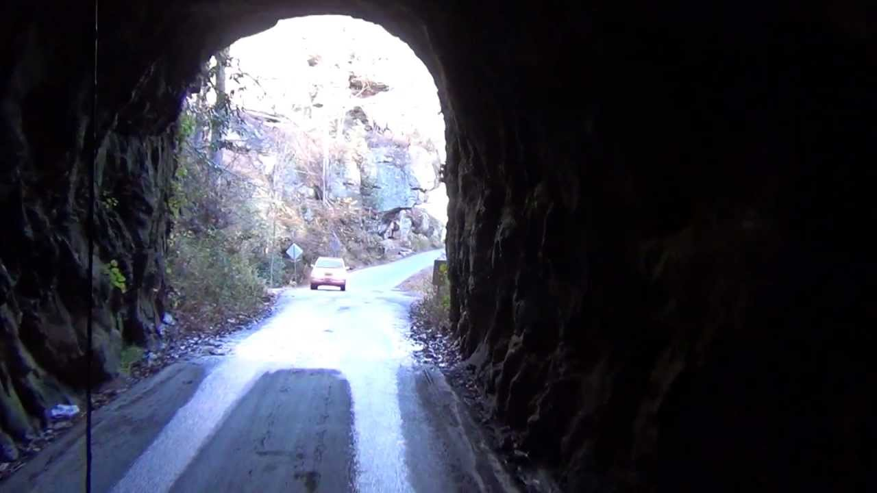 nada tunnel  red river gorge  ky