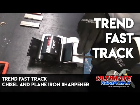 Trend fast track  Chisel and plane iron sharpener