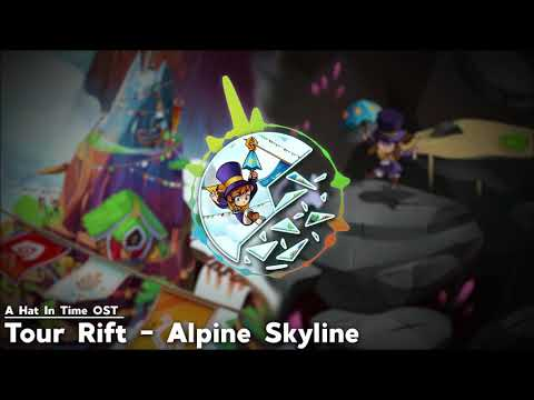 A Hat In Time OST (Seal the Deal DLC) - Tour Rift: Alpine Skyline